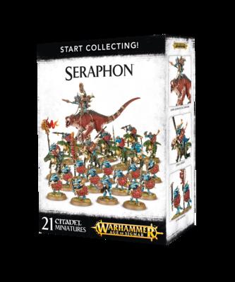 Warhammer Age of Sigmar - Start Collecting: Seraphon