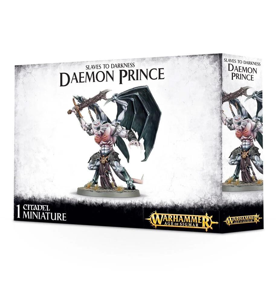 Warhammer Age of Sigmar: Daemon Prince