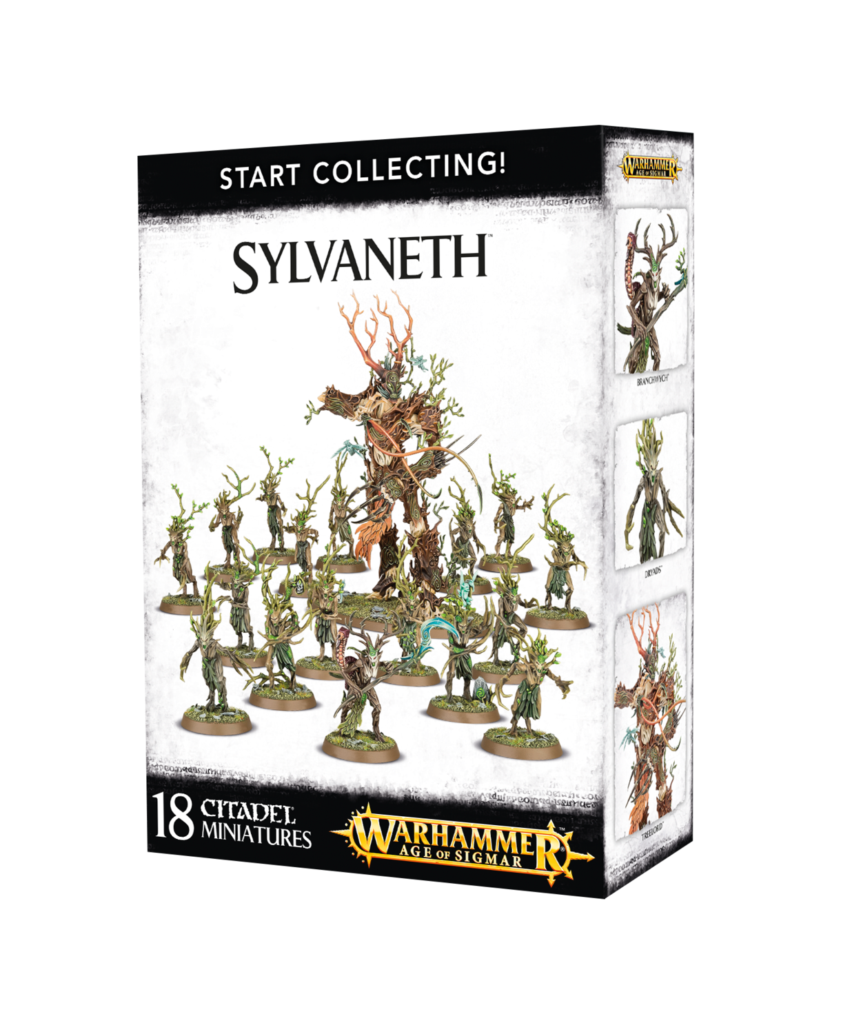 Warhammer Age of Sigmar - Start Collecting: Sylvaneth