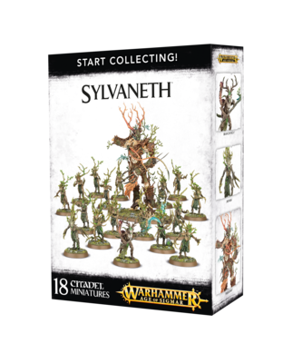 Warhammer Age of Sigmar - Start Collecting: Sylvaneth