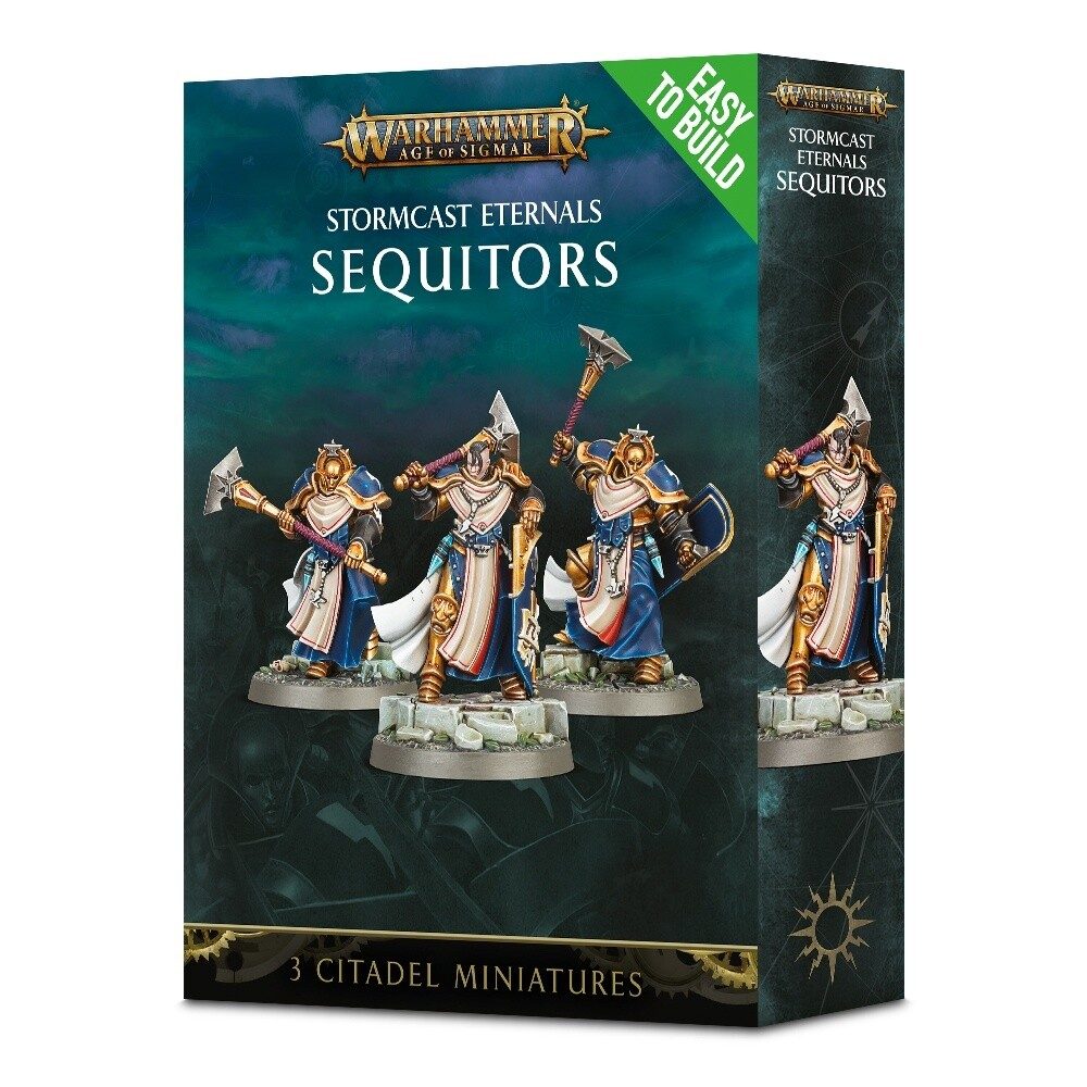 Warhammer Age of Sigmar - Easy to Build: Stormcast Eternal Sequitors