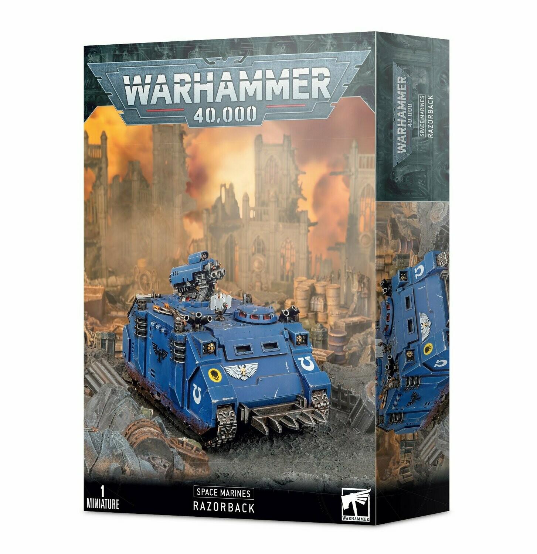 Warhammer 40000: Space Marines Razorback