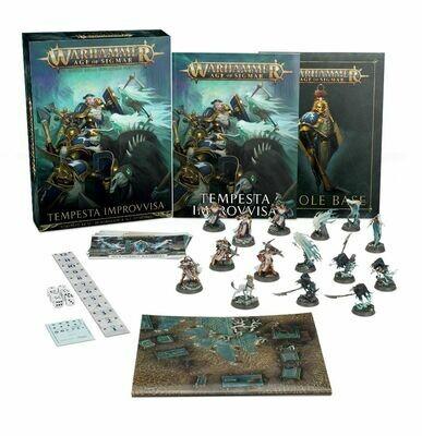 Warhammer Age of Sigmar - Tempesta Improvvisa Set Introduttivo