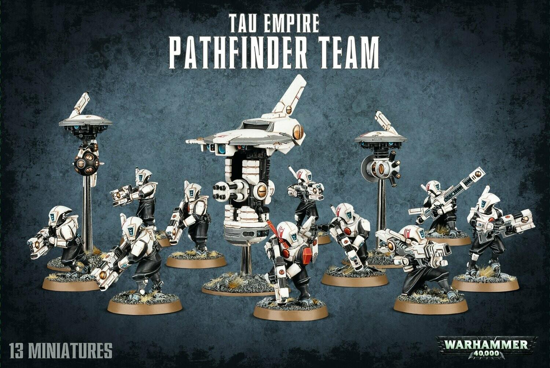 Warhammer 40000: Tau Empire Pathfinder Team