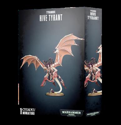Warhammer 40000: Tyranids Hive Tyrant