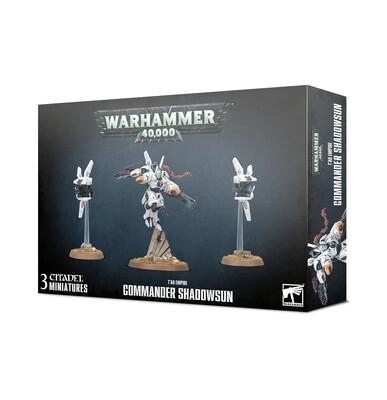 Warhammer 40000: T'au Empire Commander
