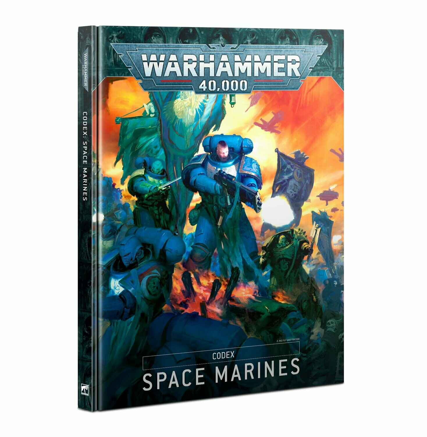 Warhammer 40000: Codex: Space Marines