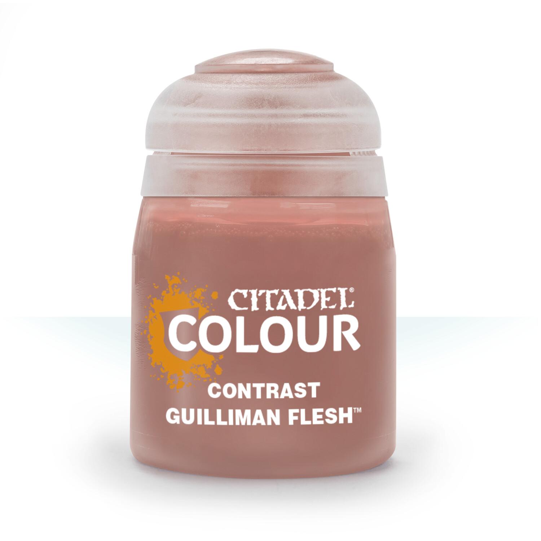 Citadel Colour - Contrast - Guilliman Flesh