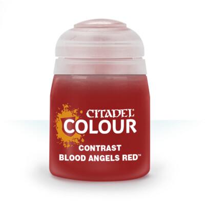Citadel Colour - Contrast - Blood Angels Red