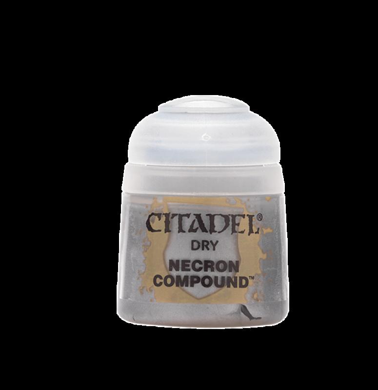 Citadel Colour - Dry - Necron Compound