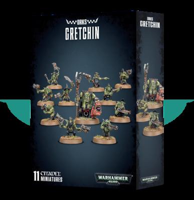 Warhammer 40000: Ork Gretchin
