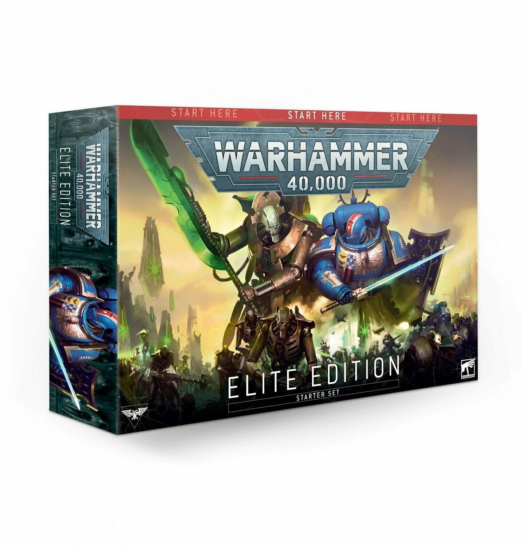 Warhammer 40000: Edizione Elite