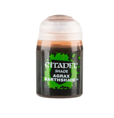 Citadel Colour - Shade - Agrax Earthshade