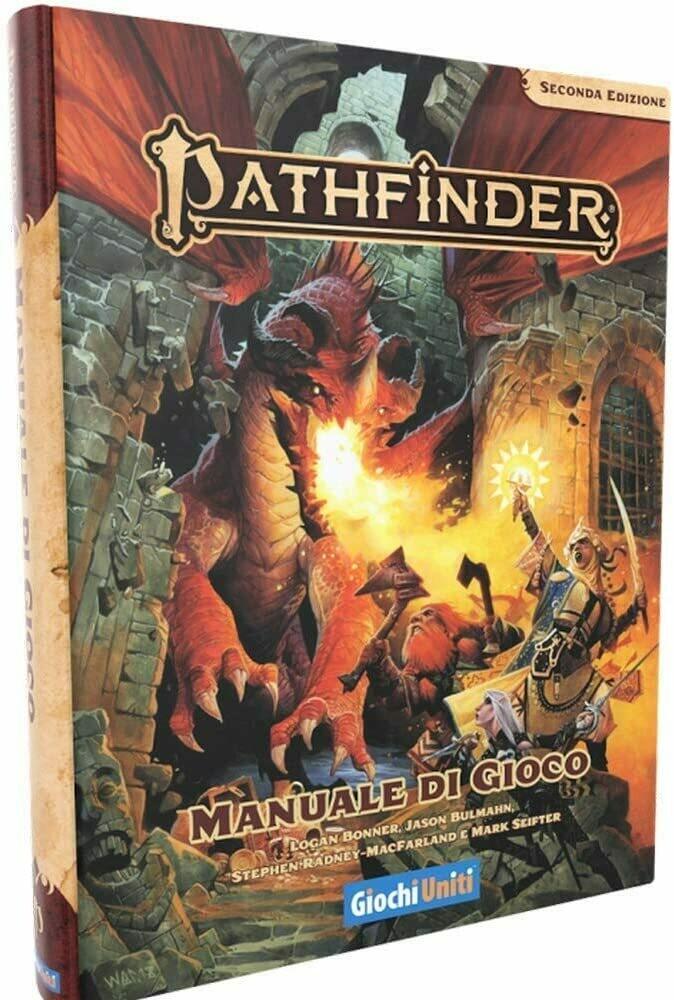 Pathfinder Seconda Edizione - Manuale di Gioco