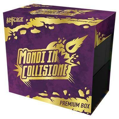 Keyforge Mondi in Collisione - Premium box