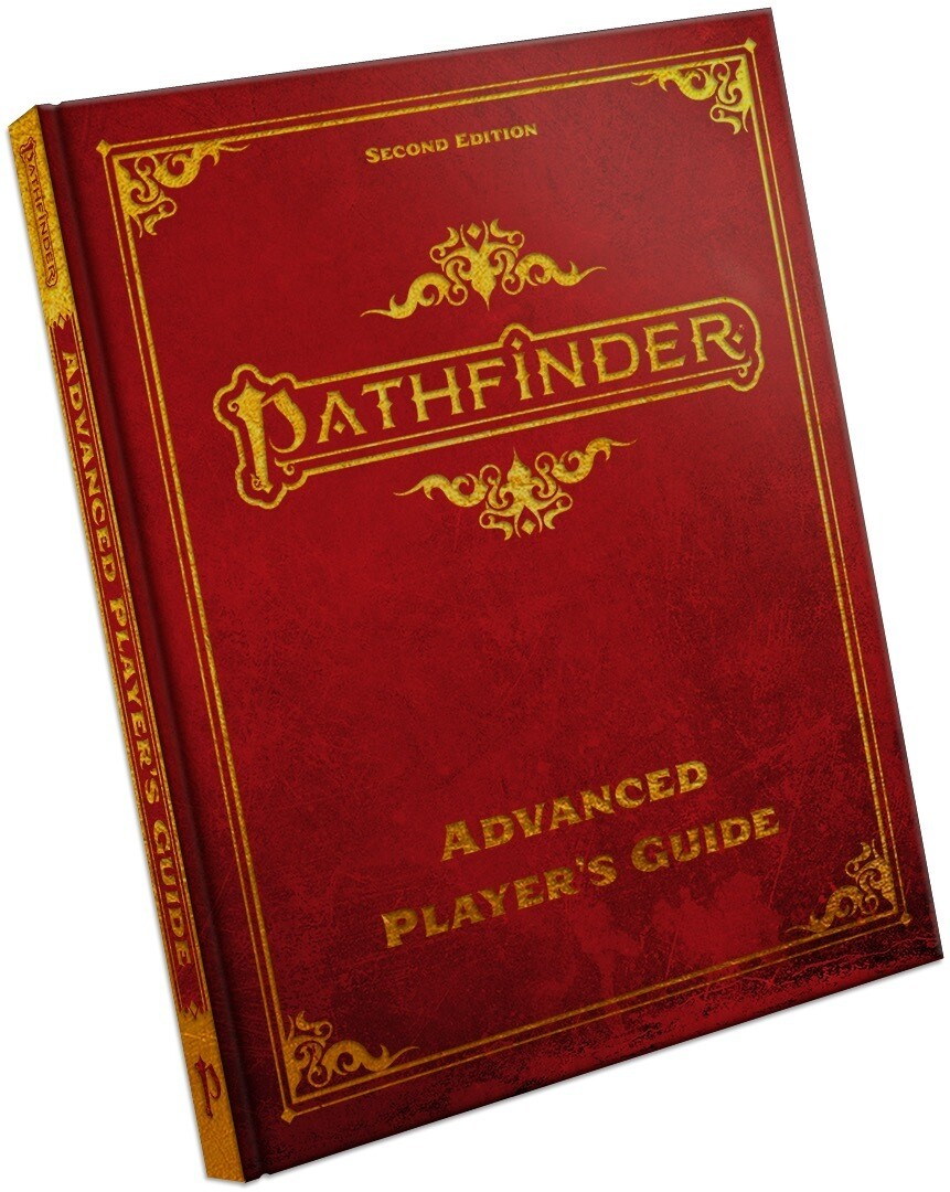 Pathfinder RPG: Advanced Player's Guide (Special Edition) (P2) -EN
