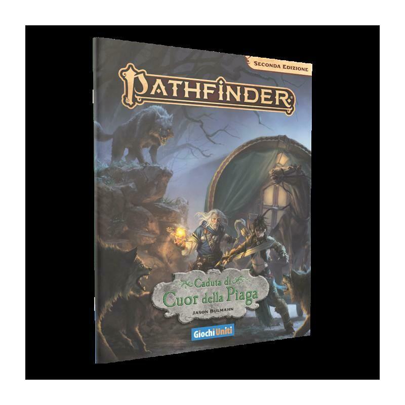 Pathfinder Seconda Edizione - La Caduta di Cuor della Piaga