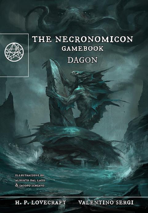 The Necronomicon GameBook: Dagon Brossurato