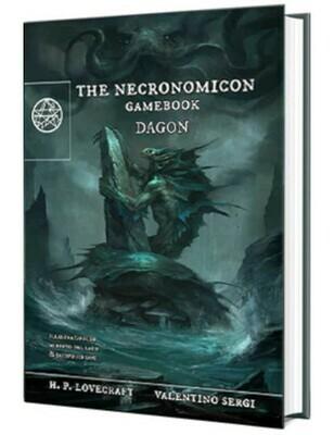 The Necronomicon GameBook: Dagon Cartonato