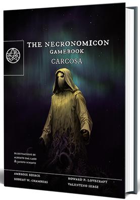 The Necronomicon GameBook: Carcosa Cartonato