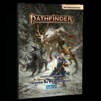 Pathfinder Seconda Edizione - Presagi Perduti - Guida ai Personaggi