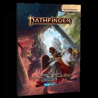 Pathfinder Seconda Edizione - Presagi Perduti - Atlante