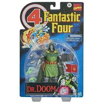 Marvel Legends - Fantastic Four Vintage - Doctor Doom