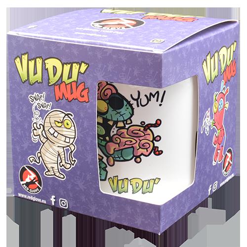 Vudù - Tazza Zombie