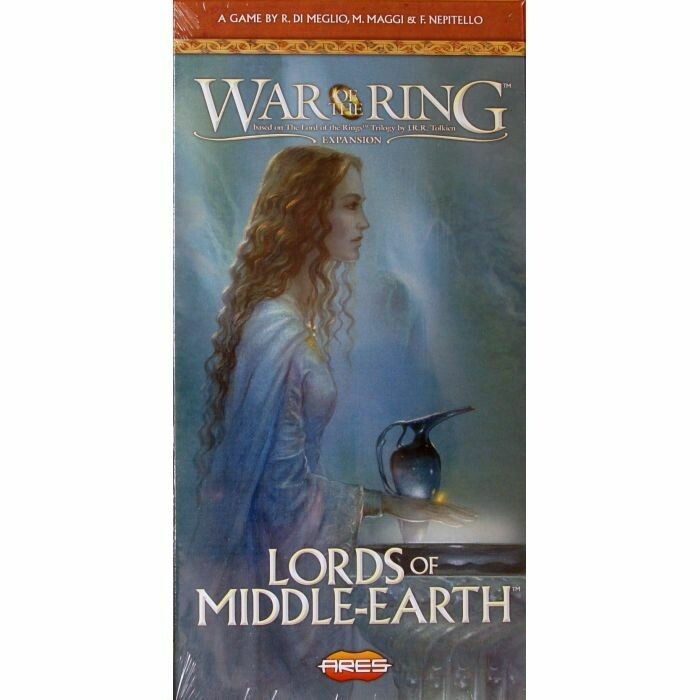 War of the Ring (La Guerra dell'Anello) - 2a Edizione ENG - Lords of Middle-Earth