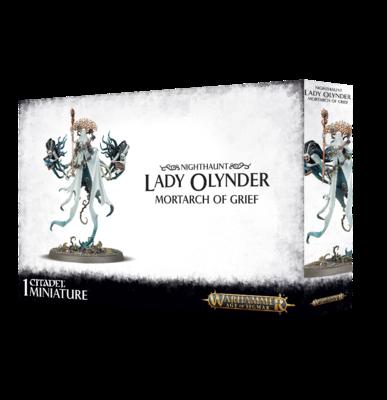Warhammer Age of Sigmar: NightHaunt Lady Olynder