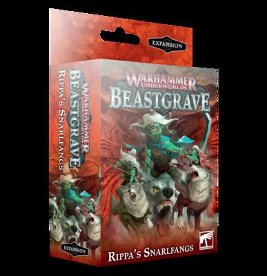 Warhammer Underworlds: Snarlfangs di Rippa
