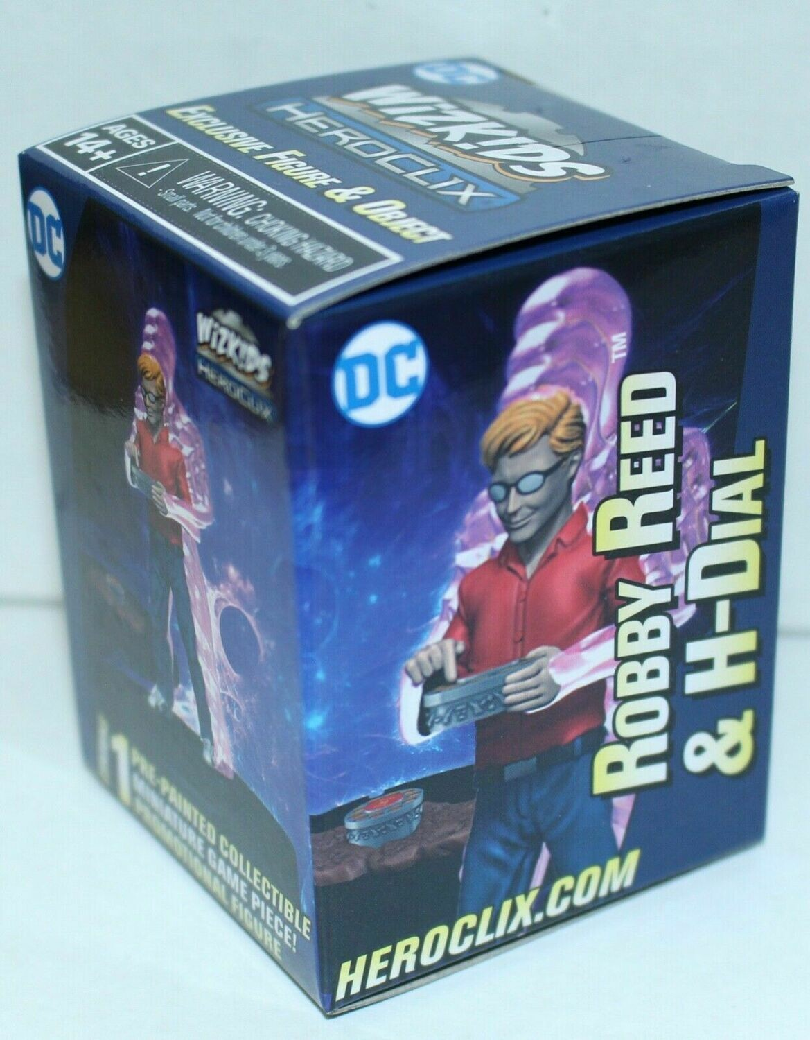 Robby Reed & H-Dial Con Ex 2019- Heroclix