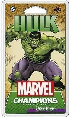 Marvel Champions - Hulk (Pack Eroe)