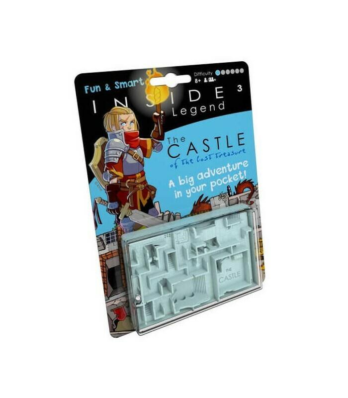 Inside Legend - The Castle of the Lost Treasure