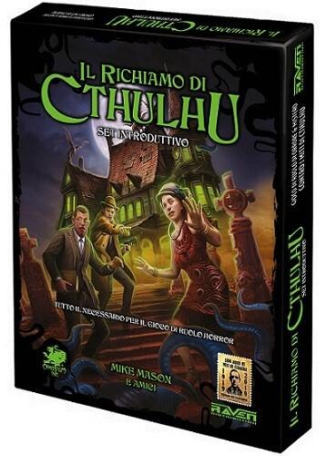 Il Richiamo di Cthulhu 7a Ed - Set Introduttivo