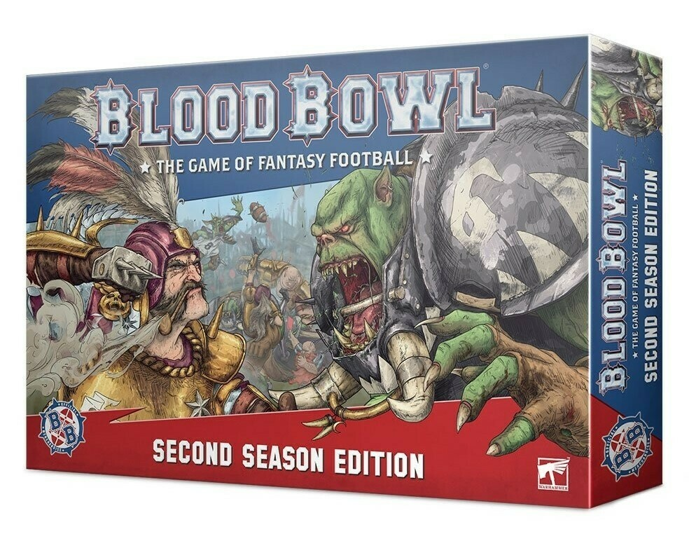 Blood Bowl: Second Season (ENG)
