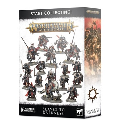 Warhammer Age of Sigmar - Start Collecting: Slaves to Darkness