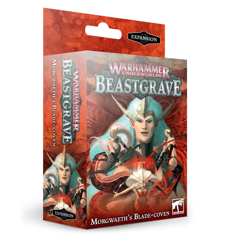 Warhammer Underworlds: Congrega della lama di Morgwaeth