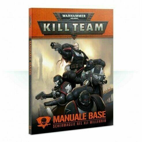Warhammer 40000: Kill Team Manuale Base
