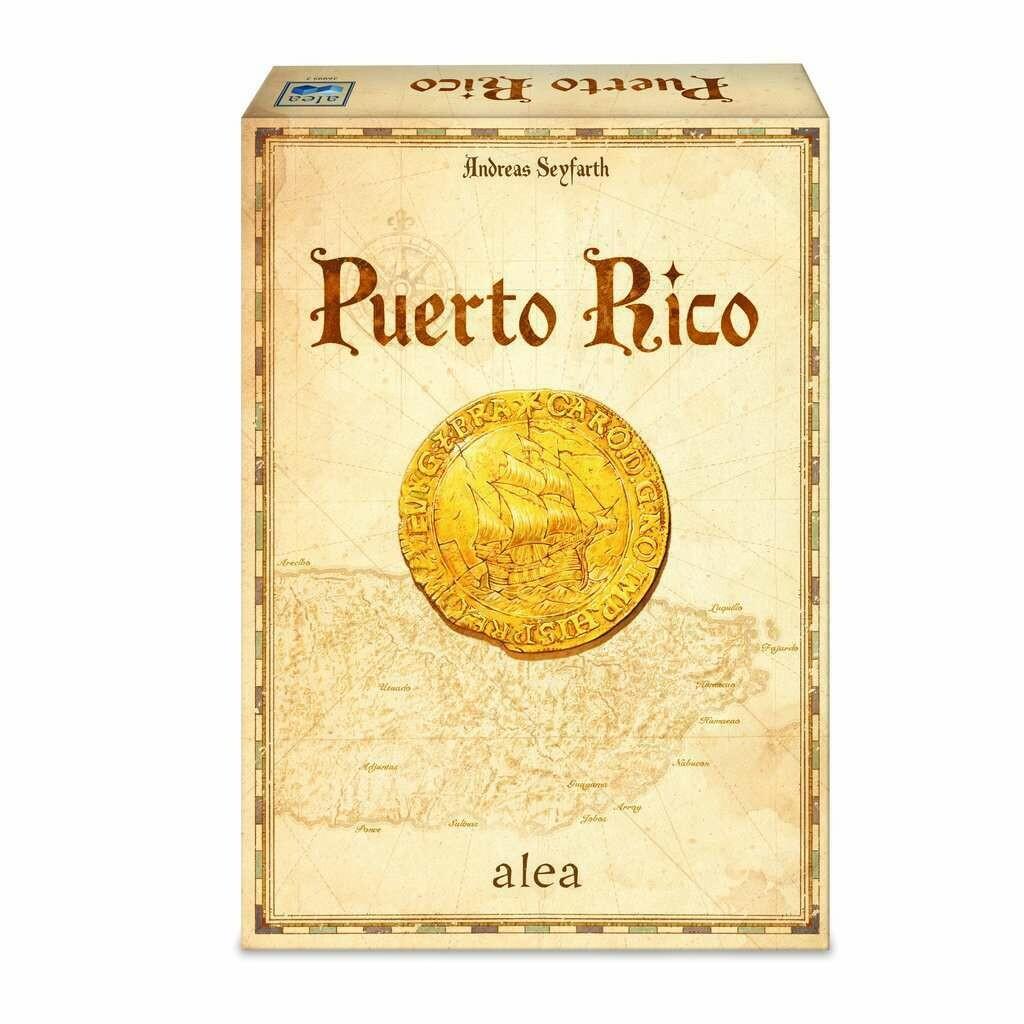Puerto Rico Edizione Ravensburger