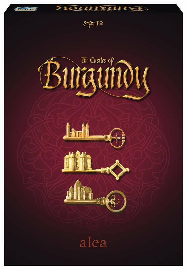 The Castle of Burgundy Edizione Multilingua