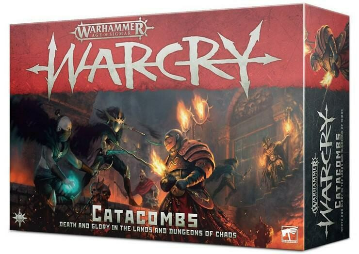 Warcry: Catacombe