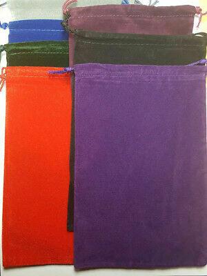 Chessex Velvet Dice Bag Large Colori Vari
