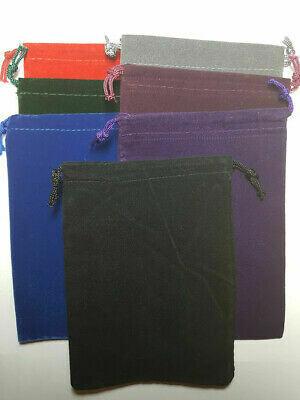 Chessex Velvet Dice Bag Small Colori Vari
