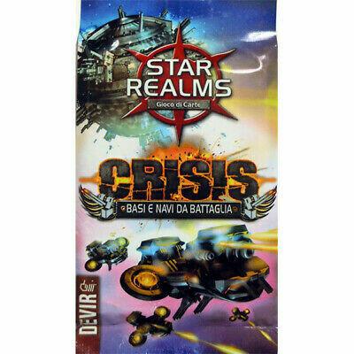 Star Realms - Crisis - Basi e Navi da Battaglia