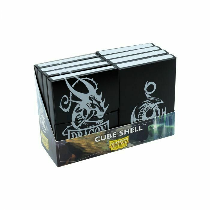 Dragon Shield Cube Shell - Black