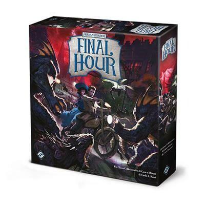 Arkham Horror: Final Hour Edizione Italiana