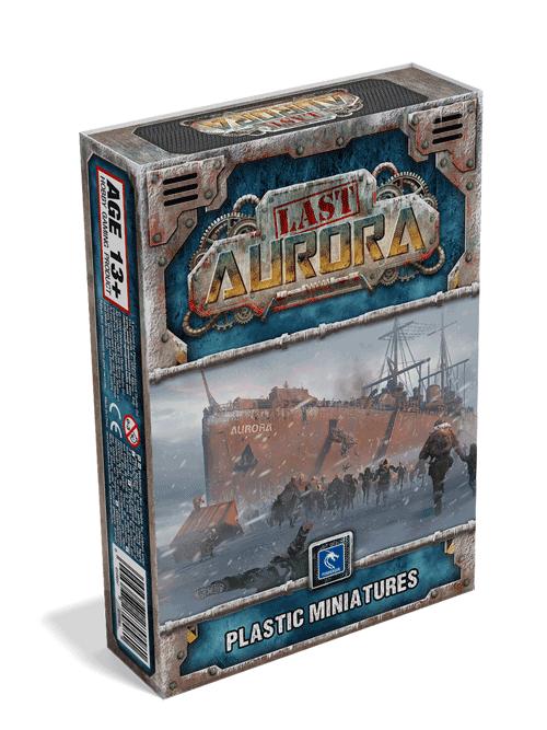 Last Aurora - Miniature kickstarter