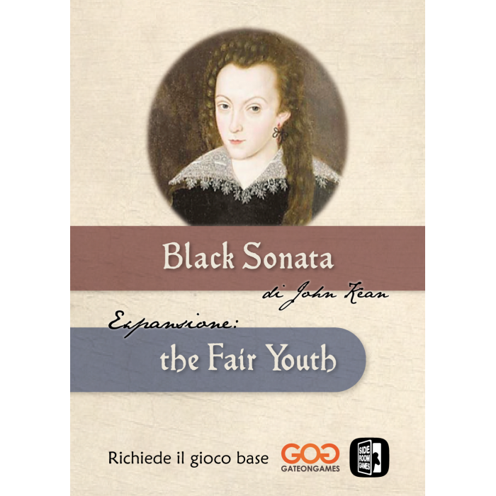 Black Sonata - Espansione The Fair Youth