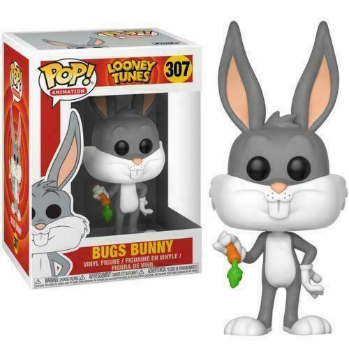 POP Funko #307 - Bugs Bunny